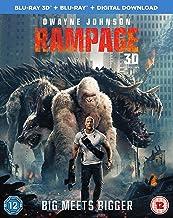 Rampage (3D Blu-ray + Blu-ray)