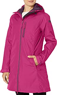Helly Hansen Belfast Hooded Insulated Waterproof Windproof Breathable Long Winter Parka Coat Jacket