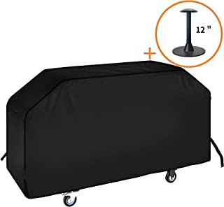 iCOVER 36 inch Blackstone Griddle Cover, 600D Heavy Duty Waterproof Canvas Flat Top Gas Grill Cover for Blackstone 36