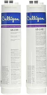 CULLIGAN US-2-R 2CT 2Stag WTR Cartridge, 11.18 x 2.99 x 6.02, White