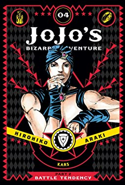 JoJo's Bizarre Adventure: Part 2--Battle Tendency, Vol. 4 (4)