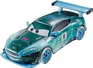 Disney/Pixar Cars Ice Racers 1:55 Scale Diecast Vehicle, Nigel Gearsley