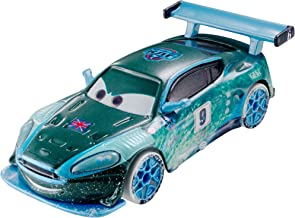 Disney/Pixar Cars Ice Racers 1:55 Scale Diecast Vehicle, Nigel Gearsley