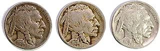 1928 p buffalo nickel
