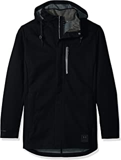 Under Armour Outerwear Men's Storm Killer Wool Jacket, Black/Black, Large