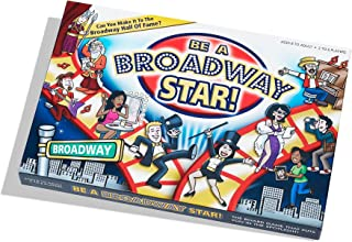 Be A Broadway Star Board Game