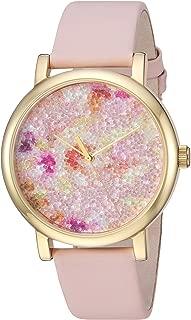 "Timex - Reloj de pulsera para mujer, carátula de tela Swarovski, 38 mm ""Crystal Bloom"""