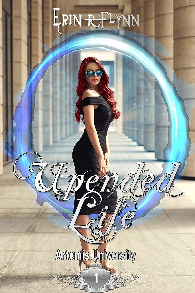 賭け朝食を食べる居住者Upended Life (Artemis University Book 1) (English Edition)