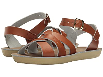 Salt Water Sandal by Hoy Shoes Swimmer (Toddler/Little Kid) (Tan) Girls Shoes