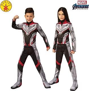 Rubie's Marvel: Avengers Endgame Child's Team Suit Costume, Medium