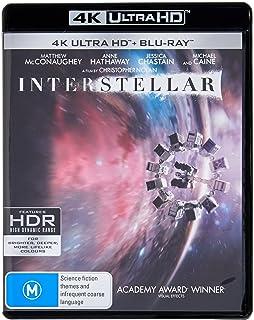 Interstellar (4K Ultra HD + Blu-ray)