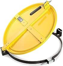 30 gallon plastic drum with lid