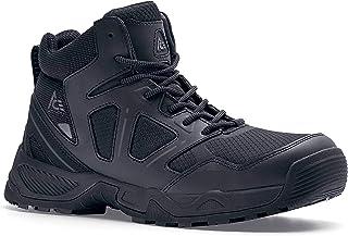 Shoes for Crews Men's Defender Mid Sneaker