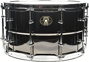 Ludwig 8x14 Black Magic Snare Drum (Renewed)