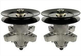 OakTen Pack of 2 Spindle Assembly for Cub Cadet MTD Troy Bilt 918-04126 918-04125 618-04126 618-04125 Toro 112-0370