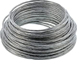 The Hillman Group 121110 Picture Hanging Wire, 30 lb, Galvanized