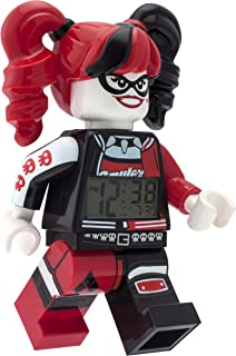 LEGO 9009310 Batman Movie Harley Quinn Minifigure Light Up Alarm Clock