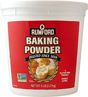Rumford Baking Powder, 5 Pound