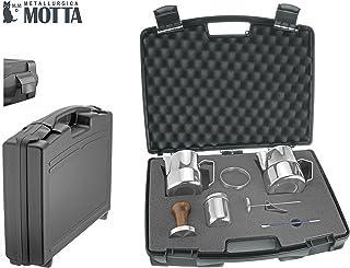 Metallurgica Motta Barista Kit, Black