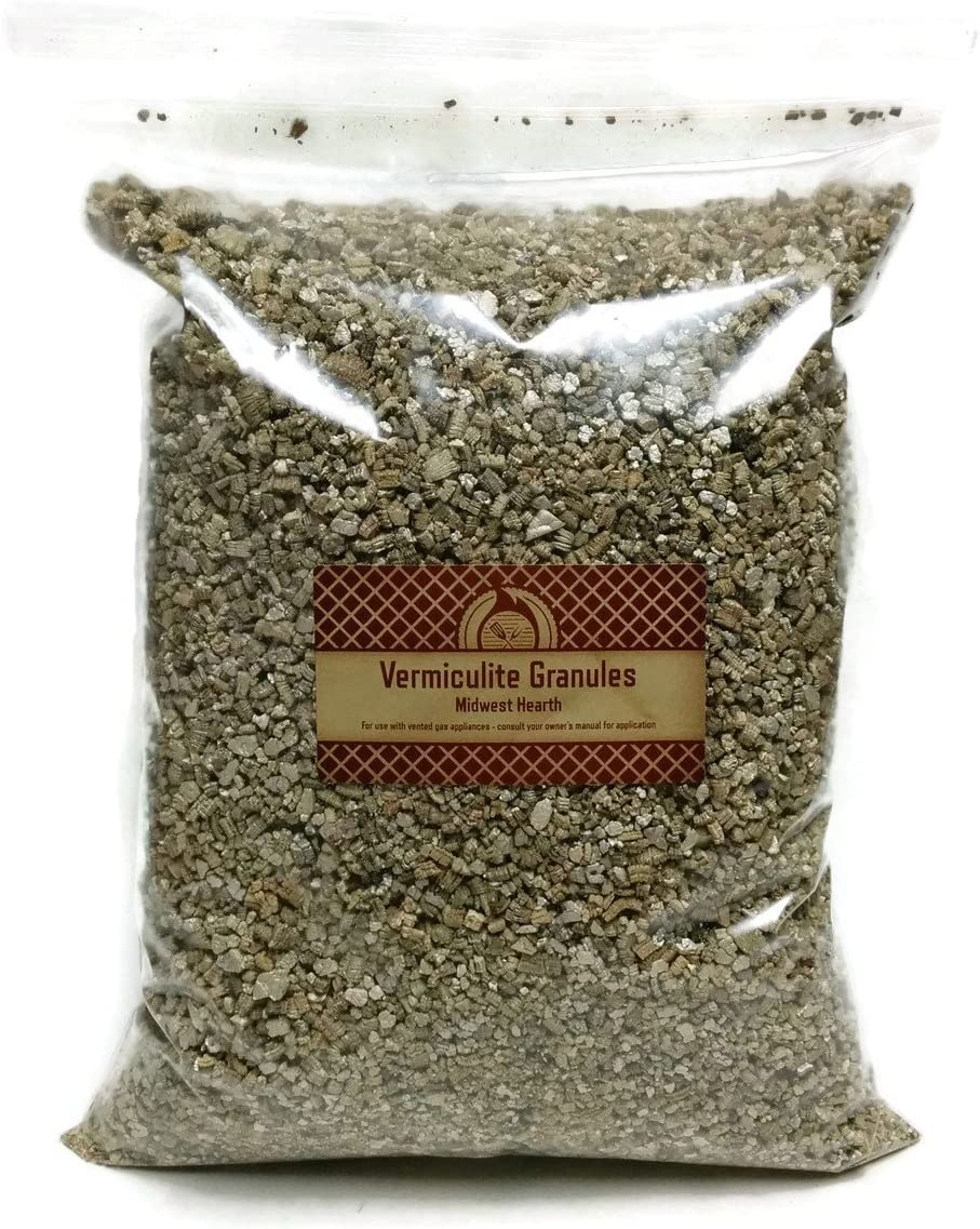 Midwest Hearth Vermiculite Granules for Gas Logs Omaha Mall sale - oz Bag 12