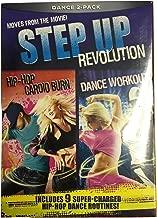 Step Up Revolution (dvd, 2-disc Set)r Hi Hop Cardio & Dance Workout