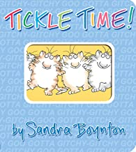 Tickle Time!: A Boynton on Board Board Book