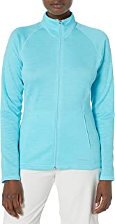 Cutter Womens LAK00093 Light Weight Full Zip Particle Grid Back Long Sleeve Jacket Jacket