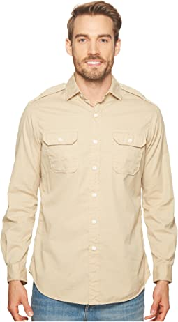 Polo Ralph Lauren - GD Chino Long Sleeve Sport Shirt