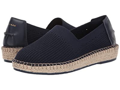 Cole Haan Cloudfeel Stitchlite (Marine Blue Knit) Women