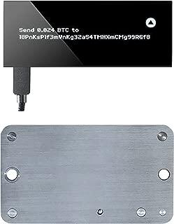 KeepKey Simple Cryptocurrency Wallet and SteelWallet Indestructible Private Key Backup (2 Item Bundle)