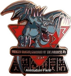 Yu Gi Oh Pin-Winged Dragon Enamel Lapel Pin