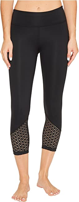 Beyond Yoga - Perfect Angles Capri Leggings