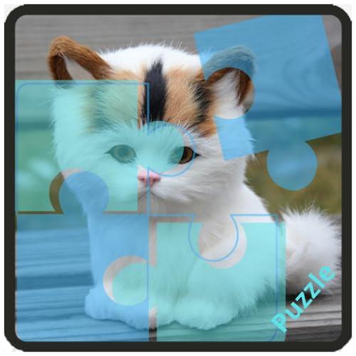 Puzzle Fuzzle Cats(Rompecabezas de Gatos)