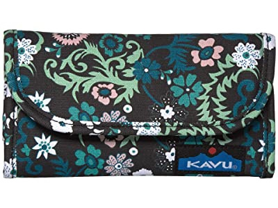 KAVU Big Spender (Whimsical Meadow) Wallet Handbags