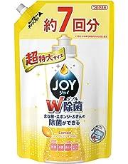 除菌ジョイ コンパクト 食器用洗剤 スパークリングレモンの香り 詰め替え 超特大 1065mL