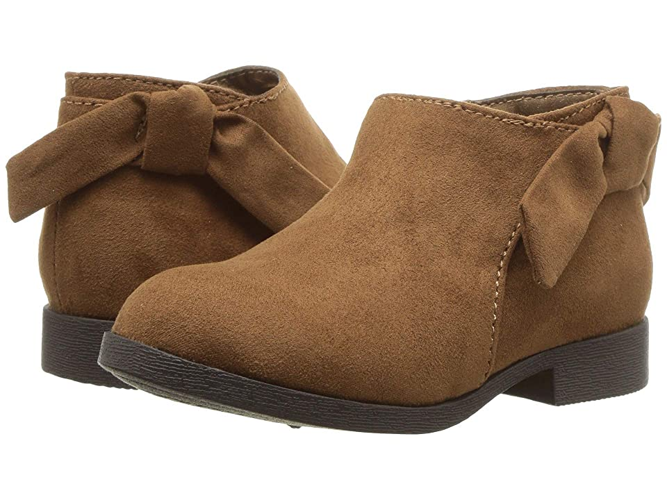 Nine West Kids Samarah (Toddler/Little Kid) (Snuff Microfiber) Girls Shoes