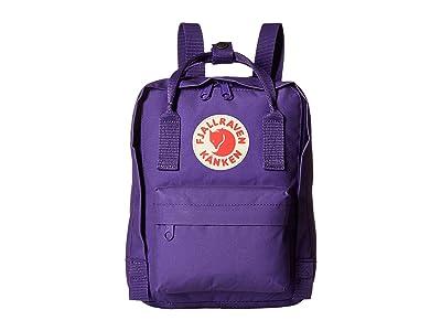 Fjallraven Kanken Mini (Purple) Backpack Bags