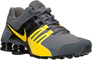 newest 8f0f4 9d2b9 NIKE Men s Shox Current Running Shoes Athletic Sneakers