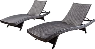 Best wicker pool chaise lounge Reviews