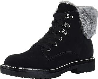 Bandolino Footwear Women's Lauria Hiking Boot, Black, 7.5 M US