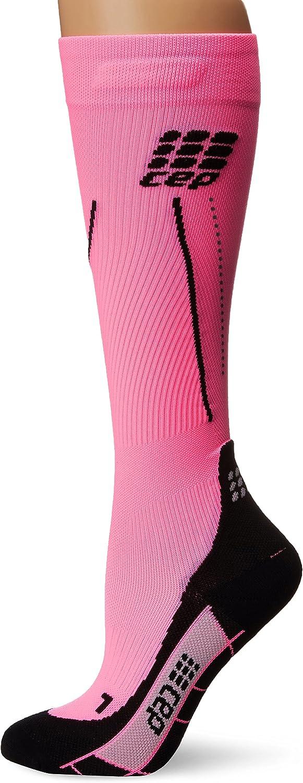 Size 5 V Compression Run Socks 2.0 Red Black CEP Mens Pro