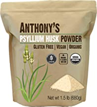 Best psyllium husk powder gluten free baking Reviews