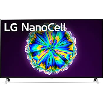 "LG 65NANO85UNA Alexa Built-In NanoCell 85 Series 65"" 4K Smart UHD NanoCell TV (2020)"