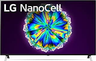"LG 65NANO85UNA Alexa Built-In NanoCell 85 Series 65"" 4K Smart UHD NanoCell TV (2020)"