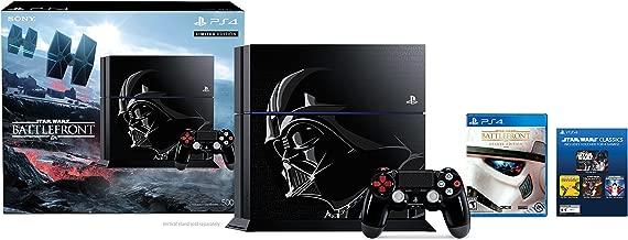 Sony PlayStation 4 500 GB Consola - Star Wars Battlefront Pack de ...