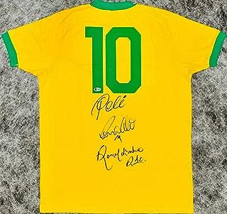 Best ronaldo brazil signed jersey Reviews