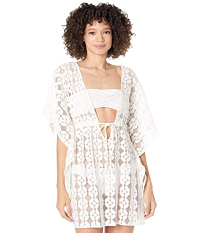 Jessica Simpson Basic Solids Cover-Up