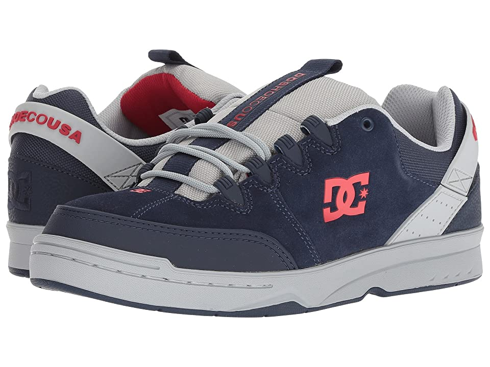 DC Syntax (Navy/Grey) Men