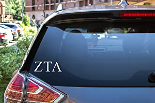 Best zeta tau alpha car sticker Reviews