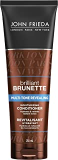 John Frieda Brilliant Brunette Multi-Tone Revealing Moisturising Conditioner for Brunettes 250ml